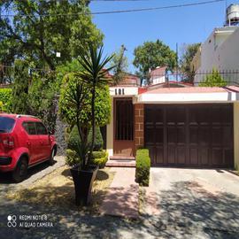 Foto de casa en venta en homun 121, jardines del ajusco, tlalpan, df / cdmx, 0 No. 01