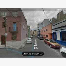Foto de casa en venta en octava de amado nervo 129, santa maria la ribera, cuauhtémoc, distrito federal, 6467496 No. 01