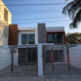 Foto de casa en venta en playa gaviotas 8, playa linda, veracruz, veracruz de ignacio de la llave, 0 No. 01