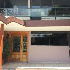 Foto de casa en renta en prolongación tajín , narvarte oriente, benito juárez, df / cdmx, 13785894 No. 01
