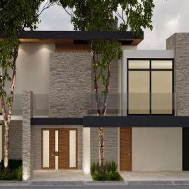 Foto de casa en venta en  , residencial chipinque 1 sector, san pedro garza garcía, nuevo león, 4221376 No. 01