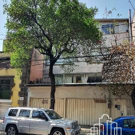 Foto de casa en venta en salvador diaz miron , santa maria la ribera, cuauhtémoc, df / cdmx, 13686627 No. 01