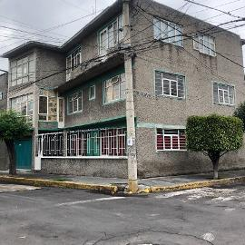 Foto de casa en venta en  , san josé de la escalera, gustavo a. madero, df / cdmx, 0 No. 01