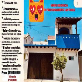 Foto de casa en venta en san pablo (residencial), colima, colima, 28060 , san pablo, colima, colima, 0 No. 01