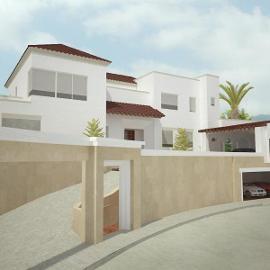 falta de construcción de la casa en venta