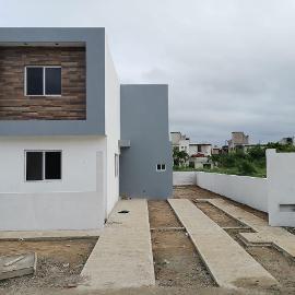 Foto de casa en venta en  , vicente guerrero pról., ciudad madero, tamaulipas, 17838301 No. 01