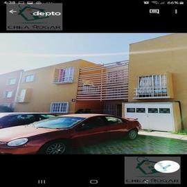 Foto de departamento en venta en  , villas de la laguna, zumpango, méxico, 21630844 No. 01