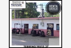 Foto de terreno habitacional en venta en 0 0, altamira, altamira, tamaulipas, 0 No. 01