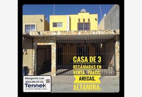 Foto de casa en venta en 0 0, arecas, altamira, tamaulipas, 19275454 No. 01