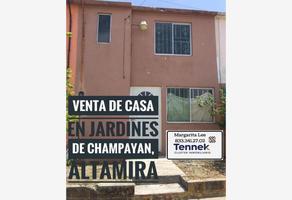 Foto de casa en venta en 0 0, villas de champayan 2, altamira, tamaulipas, 19228589 No. 01