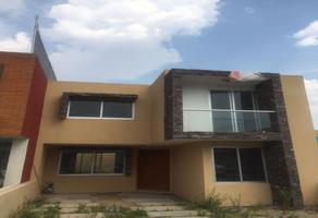 Foto de casa en condominio en venta en 0 , cholula, san pedro cholula, puebla, 13020925 No. 01