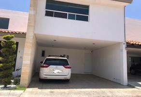 Foto de casa en condominio en venta en 0 , villas san diego, san pedro cholula, puebla, 13020917 No. 01