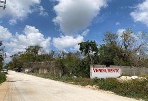 Foto de terreno habitacional en venta en 01 01, colegios, benito juárez, quintana roo, 0 No. 01