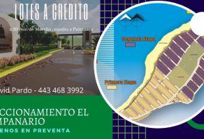 Foto de terreno habitacional en venta en Lagunillas, Lagunillas, Michoacán de Ocampo, 22113443,  no 01