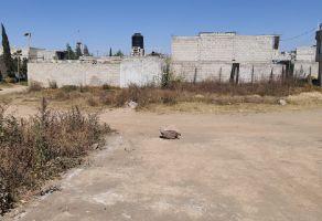 Foto de terreno habitacional en venta en Los Reyes Acaquilpan Centro, La Paz, México, 17720444,  no 01