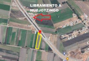 Foto de terreno habitacional en venta en Centro, San Martín Texmelucan, Puebla, 20172771,  no 01