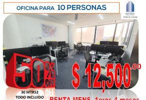 Foto de oficina en renta en Tabacalera, Cuauhtémoc, DF / CDMX, 15952173,  no 01