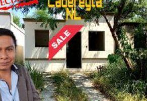 Foto de casa en venta en Cadereyta Jimenez Centro, Cadereyta Jiménez, Nuevo León, 22202803,  no 01