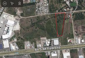 Foto de terreno habitacional en venta en El Salitre, Querétaro, Querétaro, 4703668,  no 01