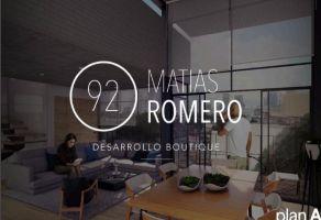Foto de departamento en venta en Del Valle Centro, Benito Juárez, DF / CDMX, 10424551,  no 01