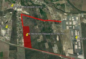 Foto de terreno industrial en venta en Las Aves Residencial and Golf Resort, Pesquería, Nuevo León, 17253777,  no 01