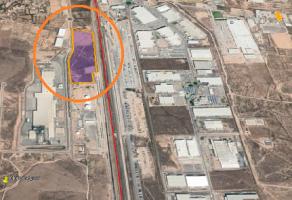 Foto de terreno industrial en venta en Cerrada de las Flores, San Luis Potosí, San Luis Potosí, 16683595,  no 01