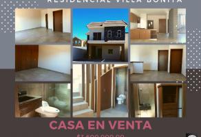 Foto de casa en venta en Villa Bonita, Saltillo, Coahuila de Zaragoza, 12362398,  no 01