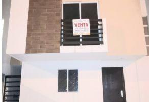 Foto de casa en venta en Quinta Colonial Apodaca 1 Sector, Apodaca, Nuevo León, 18035043,  no 01
