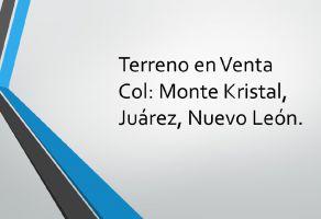 Foto de terreno habitacional en venta en Arboledas de los Naranjos, Juárez, Nuevo León, 15524907,  no 01