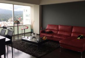 Foto de departamento en venta en El Yaqui, Cuajimalpa de Morelos, Distrito Federal, 7150138,  no 01