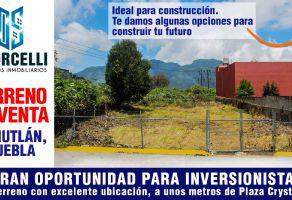 Foto de terreno habitacional en venta en Unidad Industrial Minera, Teziutlán, Puebla, 22285237,  no 01