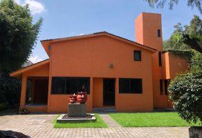 Foto de casa en condominio en renta en Fuentes de Tepepan, Tlalpan, DF / CDMX, 16485508,  no 01