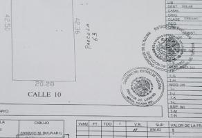 Foto de terreno habitacional en venta en Xcuyun, Conkal, Yucatán, 16156034,  no 01