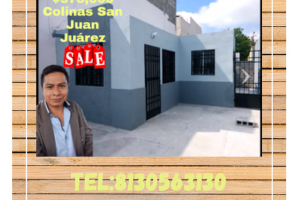 Foto de casa en venta en Colinas de San Juan, Juárez, Nuevo León, 22173046,  no 01