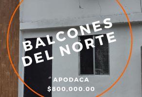 Foto de casa en venta en Balcones del Norte III, Apodaca, Nuevo León, 20934447,  no 01