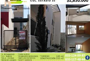 Foto de casa en venta en Estadio, Ciudad Madero, Tamaulipas, 12563504,  no 01