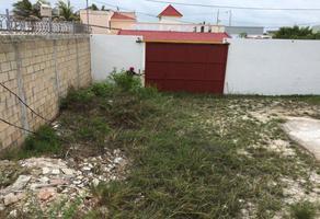 Foto de terreno comercial en venta en 1 0, el potrero, carmen, campeche, 11332640 No. 01
