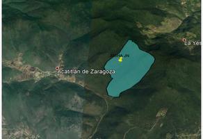 Foto de terreno habitacional en venta en 1 1, acatitlán de zaragoza, landa de matamoros, querétaro, 11431888 No. 01
