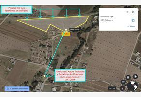 Foto de terreno comercial en venta en 1 1, chachapa, amozoc, puebla, 16962962 No. 01