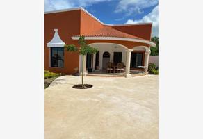 Foto de casa en venta en 1 1, chicxulub, chicxulub pueblo, yucatán, 21101186 No. 01