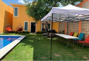 Foto de casa en venta en 1 1, las garzas i, ii, iii y iv, emiliano zapata, morelos, 0 No. 01