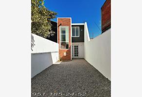 Foto de casa en venta en 1 1, loma oaxaca, oaxaca de juárez, oaxaca, 20580580 No. 01