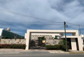Foto de departamento en renta en 1 1, montebello, mérida, yucatán, 0 No. 01