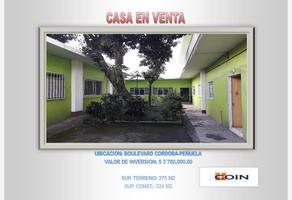 Foto de casa en venta en 1 1, rancho nuevo, córdoba, veracruz de ignacio de la llave, 13250764 No. 01