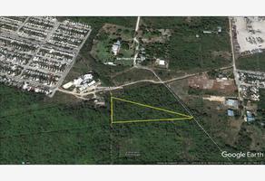 Foto de terreno habitacional en venta en 1 1, san pedro uxmal, mérida, yucatán, 11633155 No. 01