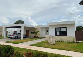 Foto de casa en venta en 1 1, sierra papacal, mérida, yucatán, 0 No. 01