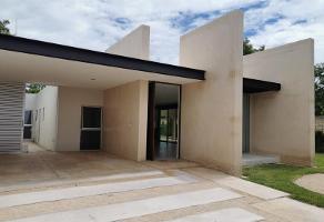 Foto de casa en venta en 1 1, temozon norte, mérida, yucatán, 0 No. 01