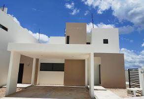 Foto de casa en venta en 1 1, verde limón conkal, conkal, yucatán, 0 No. 01