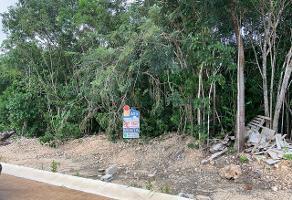 Foto de terreno industrial en venta en 1 90, supermanzana 49, benito juárez, quintana roo, 11488233 No. 01