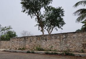Foto de terreno habitacional en venta en 1 , chichi suárez, mérida, yucatán, 14070788 No. 01